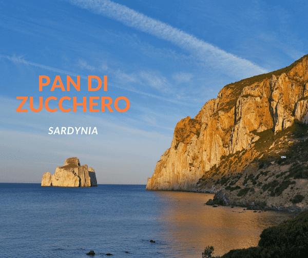 rejony wspinaczkowe Sardynia - Pani di Zucchero