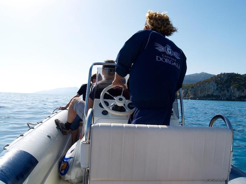 rejony wspinaczkowe na Sardynii