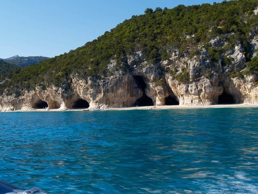 wspinaczkowa Sardynia - Cala Luna