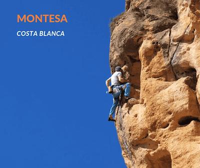 rejony wspinaczkowe Costa Blanca - Montesa
