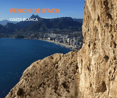 rejony wspinaczkowe Costa Blanca - Penon de Ifach