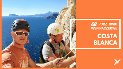 Costa Blanca wspinaczka skałkowa, warsztaty wspinaczkowe
