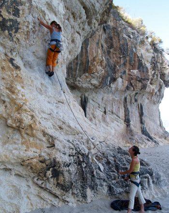 wspinaczka na Sardynii