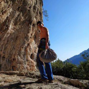wyjazd wspinaczkowy na Costa Blanca, doświadczony instruktor