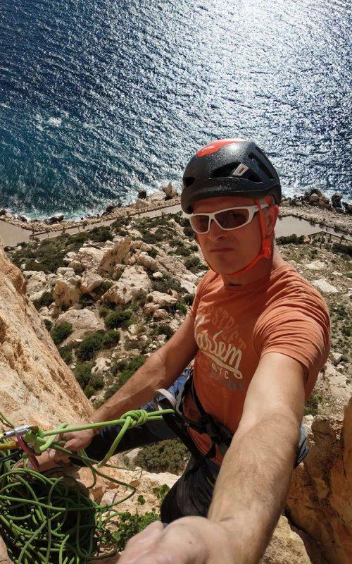 wyjazd wspinaczkowy Costa Blanca, Penon de Ifach