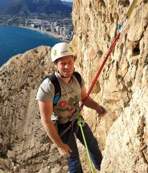 wspinanie wielowyciągowe - rejony wspinaczkowe Costa Blanca
