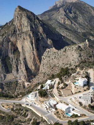 Sierra de Toix wielowyciągowo