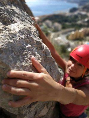 wspinanie w Hiszpanii - Sierra de Toix