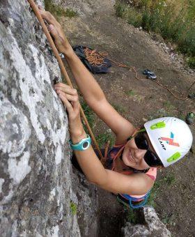 szkolenia wspinaczkowe dla osób początkujących - Jura południowa