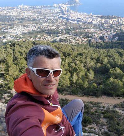 Olta, Hiszpania, rejony wspinaczkowe Costa Blanca