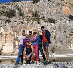 wyjazd wspinaczkowy - Costa Blanca, Hiszpania