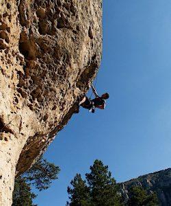 wspinaczka Gorges du Tarn, Francja
