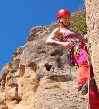 tygodniowy wyjazd wspinaczkowy na Costa Blanca