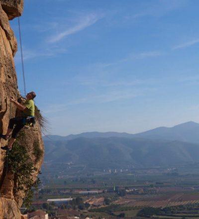 Montesa, wyjazdy wspinaczkowe zagraniczne