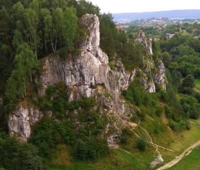gdzie na wspinaczkę pod Krakowem